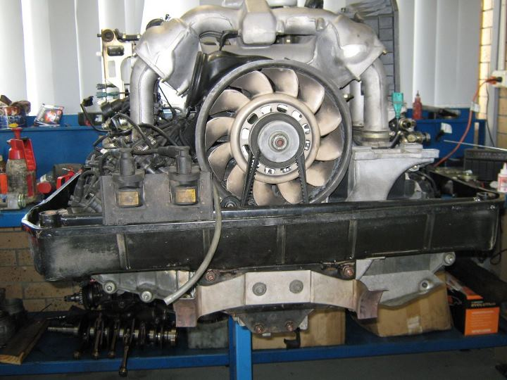 Engine Repairs and Rebuilds