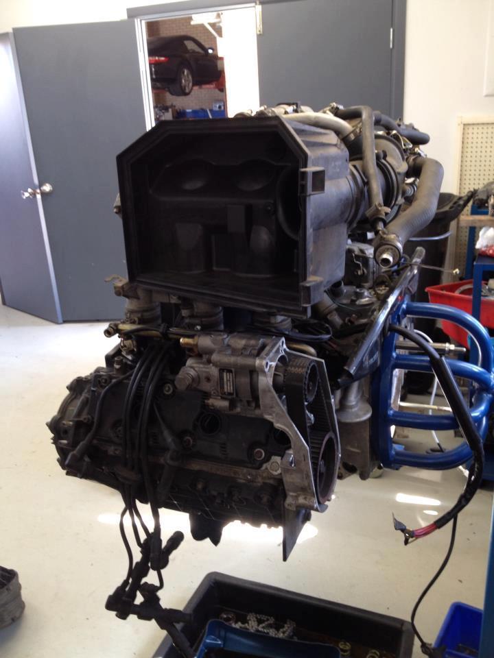 Engine Repairs and Rebuilds